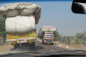 Logistics India style